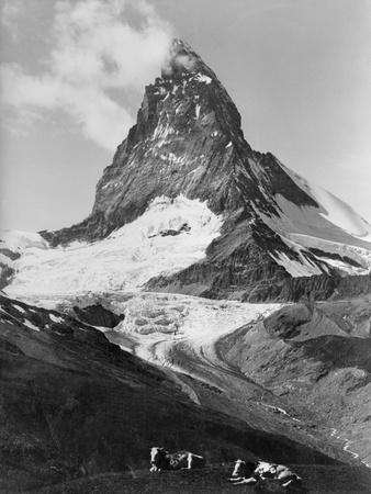 View of the Matterhorn