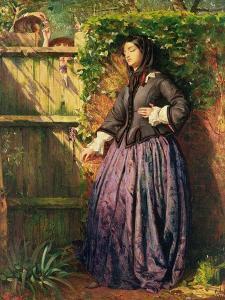 Broken Vows, 1857 by Philip Hermogenes Calderon