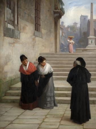 His Reverence, 1876
