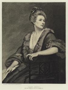Lady Betty by Philip Hermogenes Calderon