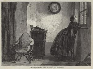 The Ladye's Chamber, Tower of London by Philip Hermogenes Calderon