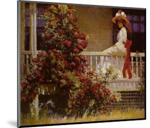 Crimson Rambler by Philip Leslie Hale