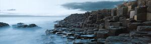 Ireland, The Giant's Causeway by Philip Plisson