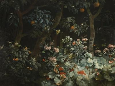 Foliage, Flowers and Birds, 1796