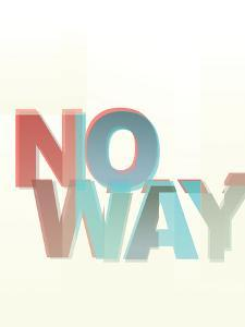 No Way by Philip Sheffield