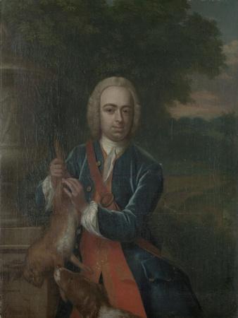 Portrait of Adriaen Caspar Parduyn