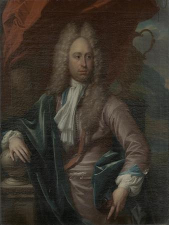 Portrait of Caspar Adriaen Parduyn, Bailiff of Middelburg