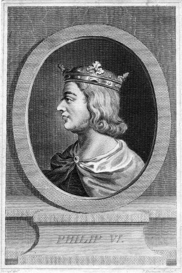 Philip VI of France-P Thomson-Giclee Print