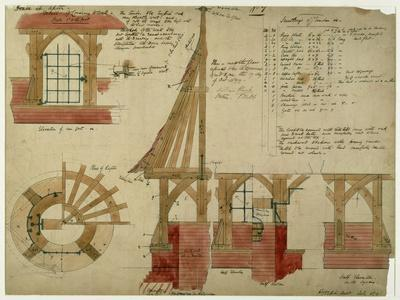 Plans For the Red House, Bexley Heath