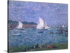 Summer at Cowes, 1888 by Philip Wilson Steer