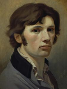 Self-Portrait, 1802 by Philipp Otto Runge