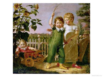 The Hulsenbeck Children, 1806