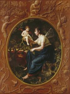 The Nightingale's Lesson, 1804/05 by Philipp Otto Runge