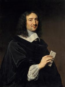 Jean-Baptiste Colbert, 1655 by Philippe De Champaigne
