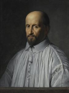 Portrait de Jean Duvergier de Hauranne, abbé de Saint-Cyran by Philippe De Champaigne