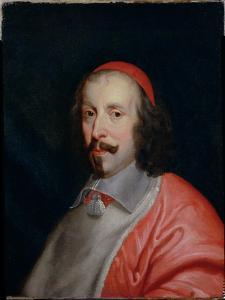 Portrait of Cardinal Jules Mazarin (1602-61) by Philippe De Champaigne