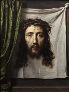 St Veronica's Veil, C.1640 by Philippe De Champaigne