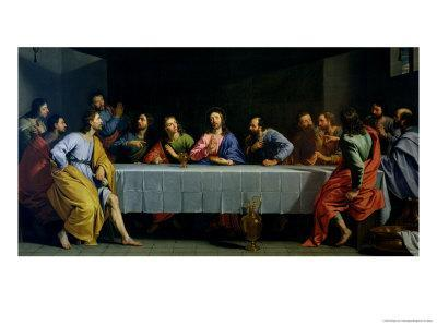 "The Last Supper, Called ""The Little Last Supper"""