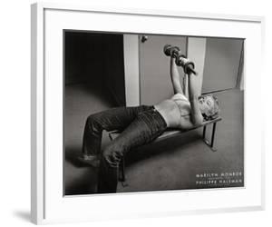 Marilyn Monroe, Hollywood 1952 by Philippe Halsman