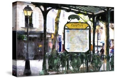Abbesses Subway Paris