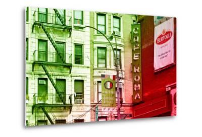 Advertising - Cafe Roma - Little Italy - Manhattan - New York - United States