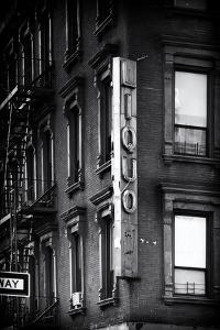 Advertising - Liquors - Harlem - Manhattan - New York - United States by Philippe Hugonnard