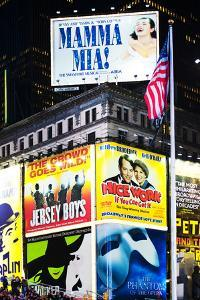 Advertising - Times square - Manhattan - New York City - United States by Philippe Hugonnard