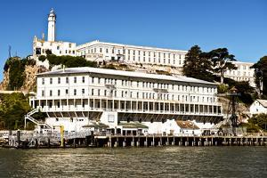 Alcatraz Island - Prison - San Francisco - California - United States by Philippe Hugonnard