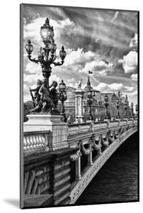 Alexander III Bridge - Paris - France by Philippe Hugonnard