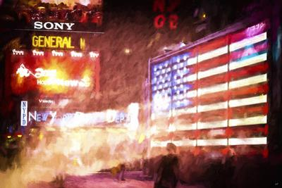 American Flag by Philippe Hugonnard