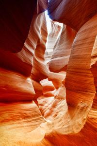 Antelope Canyon - Page - Arizona - United States by Philippe Hugonnard