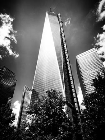 Architecture and Buildings, One World Trade Center (1WTC), Manhattan, New York, USA by Philippe Hugonnard