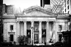Architecture and Buildings, Ritz-Carlton, Philadelphia, Pennsylvania, US, White Frame by Philippe Hugonnard