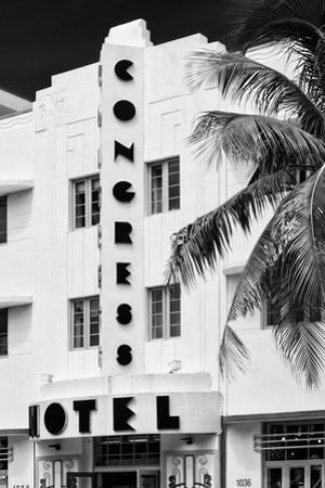 Art Deco Architecture of Miami Beach - South Beach - Florida by Philippe Hugonnard