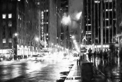 Avenue of the Americas by Philippe Hugonnard