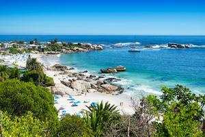 Awesome South Africa Collection - Clifton Beach Cape Town by Philippe Hugonnard