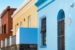 Awesome South Africa Collection - Colorful Houses - Cape Town VIII by Philippe Hugonnard