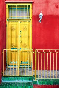 Awesome South Africa Collection - Colors Gateway Yellow & Red by Philippe Hugonnard