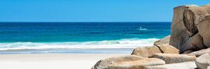 Awesome South Africa Collection Panoramic - Boulders Beach by Philippe Hugonnard