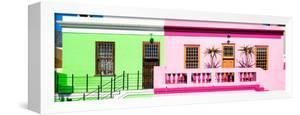 Awesome South Africa Collection Panoramic - Colorful Homes in Cape Town by Philippe Hugonnard