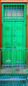 Awesome South Africa Collection Panoramic - Colors Gateway Coral Green & Orange by Philippe Hugonnard