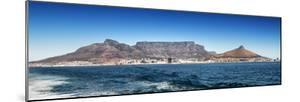 Awesome South Africa Collection Panoramic - Table Mountain - Cape Town by Philippe Hugonnard