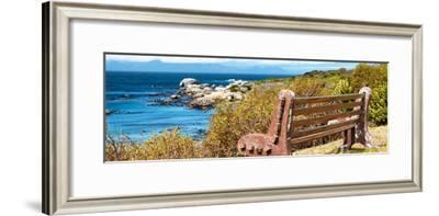 Awesome South Africa Collection Panoramic - View to the Sea II