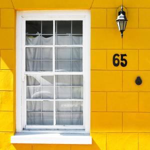 """Awesome South Africa Collection Square - Colorful Houses """"Sixty Five"""" II by Philippe Hugonnard"""