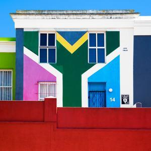 Awesome South Africa Collection Square - House African Colors - Cape Town by Philippe Hugonnard
