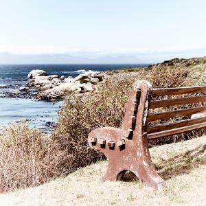 Awesome South Africa Collection Square - Lonely Bench by Philippe Hugonnard