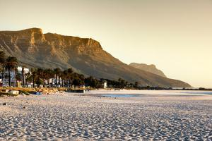 Awesome South Africa Collection - Sunset at Camps Bay - Cape Town by Philippe Hugonnard