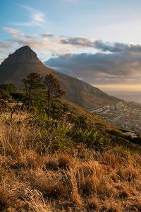 Awesome South Africa Collection - Sunset Cape Town I by Philippe Hugonnard