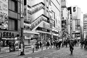 Black Japan Collection - Akihabara by Philippe Hugonnard