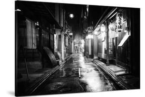 Black Japan Collection - Between two restaurants by Philippe Hugonnard